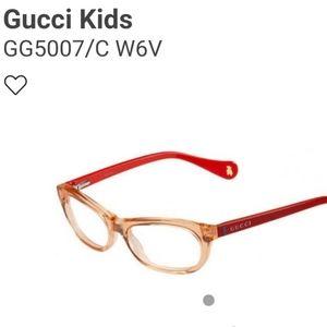Gucci kids glasses